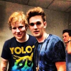 Joshua & Ed Sheeran